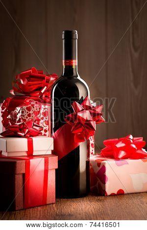 Exclusive Wine Bottle Gift