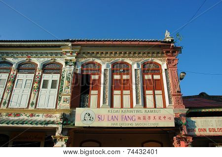Heritage building in Melacca