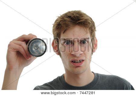 Confused Repairman