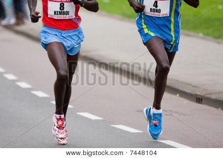 Annual Fortis Rotterdam Marathon 2010