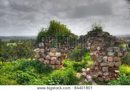 Kakun Castle Ruins