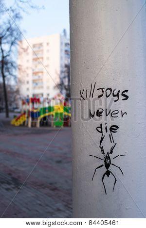 Killjoys Never Die