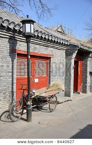 Hutong View