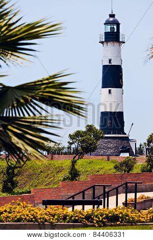 Lighthouse - Miraflores, Lima, Peru