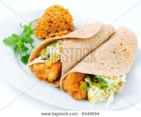 Tasty Fish Tacos