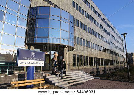 Sosnowiec - University Of Silesia