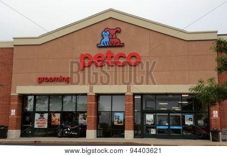 Petco Store