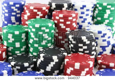 Wall To Wall Casino Chips