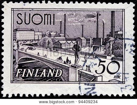 Tampere Stamp