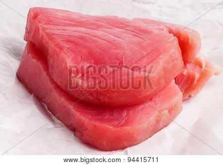 Fresh Tuna Fish Steak