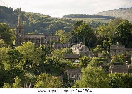Hathersage, Derbyshire UK