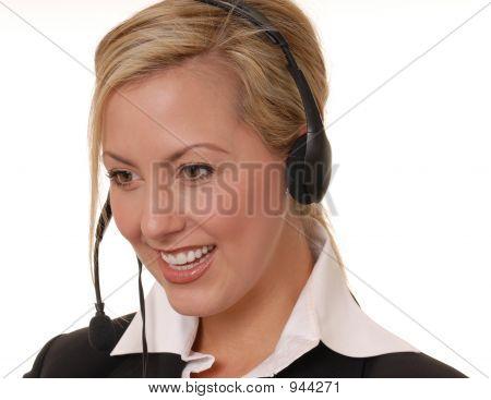 Schöne Business Lady 10