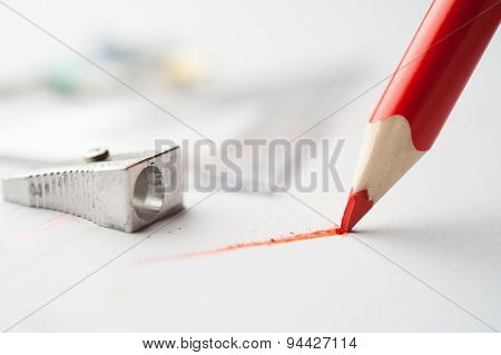 Red Pencil.
