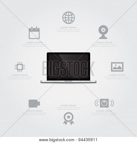 Gadget Background