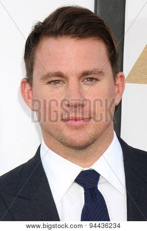 LOS ANGELES - JUN 25:  Channing Tatum at the