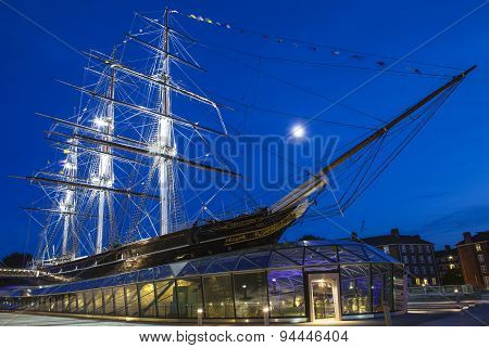 Cutty Sark In Greenwich