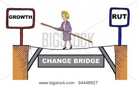 Change Bridge