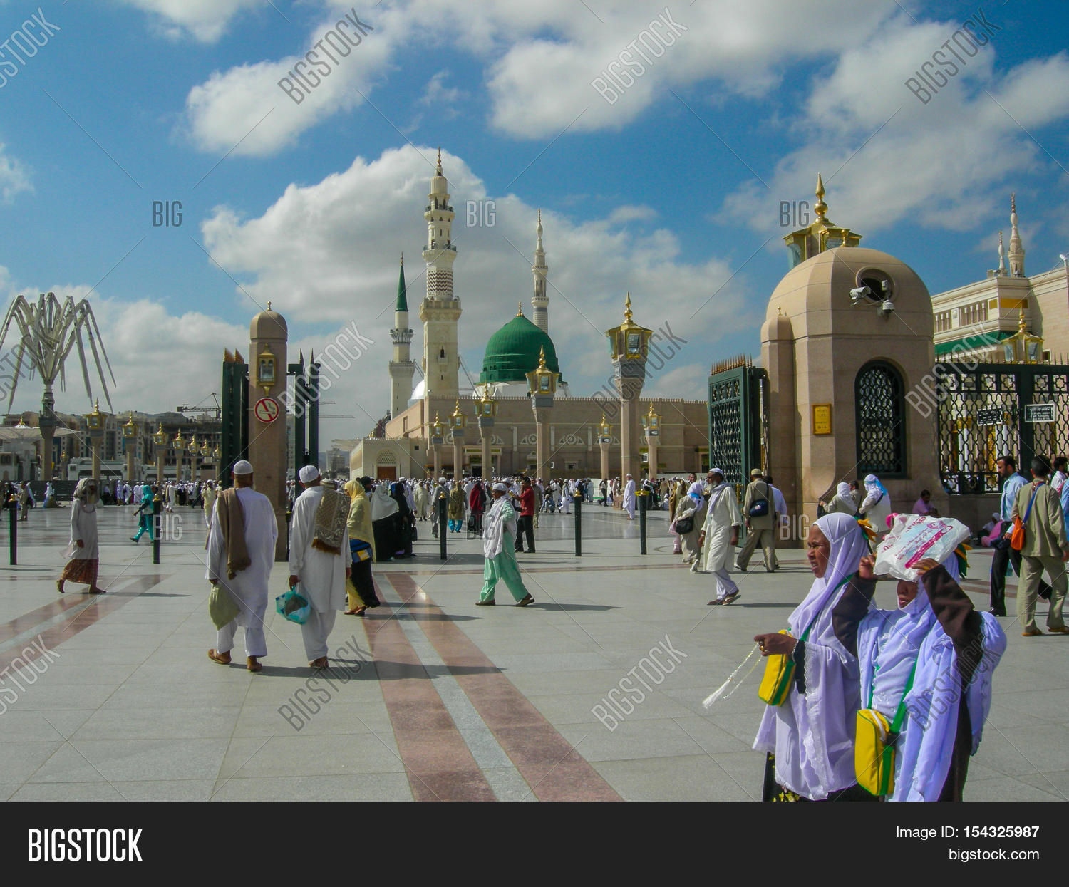Medina,Saudi Arabia- Image & Photo (Free Trial) | Bigstock