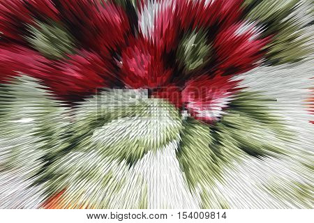 Color Background Texture, Abstract, Colored Extrusion Blocks And Pyramids Abstract Colorful 3D Extru