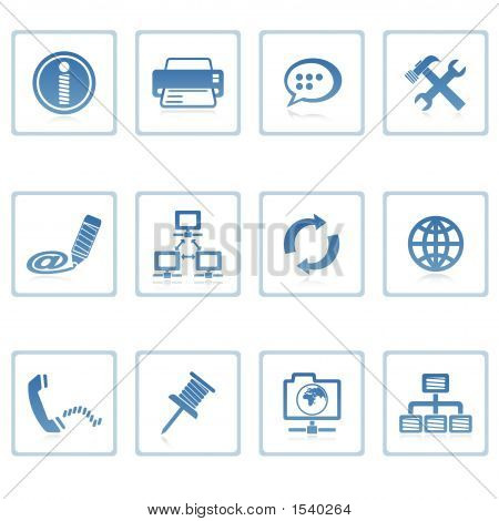 Web Icons : Communication & Internet 2