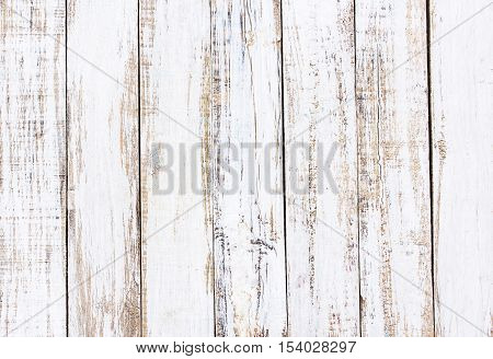 White wood background and texture for design