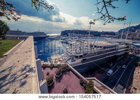 Principality of Monaco: the famous Monte Carlo