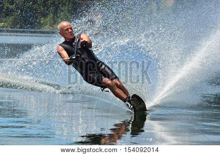 Water Sports - Water Skiing