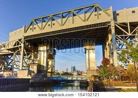 Smith-ninth Street Subway Bridge - Gowanus, Brooklyn