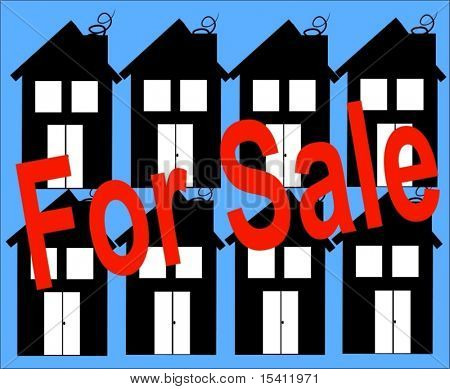 Vector Houses For Sale
