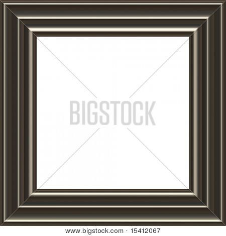 Stylish Black Frame, See Vector Also In My Portfolio