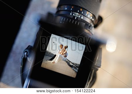 Shooting A Wedding With An Oldschool Camera