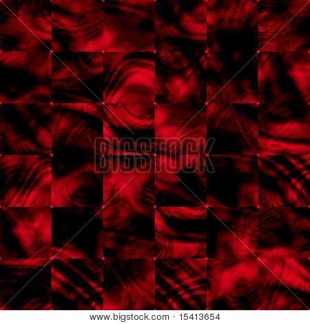 Deep Red Velvet Seamless