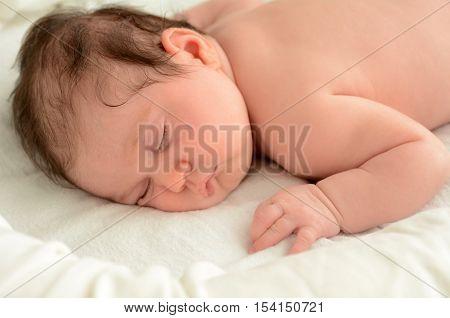 Newborn Baby Sleep
