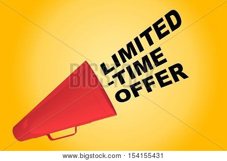 Limited-time Offer Concept