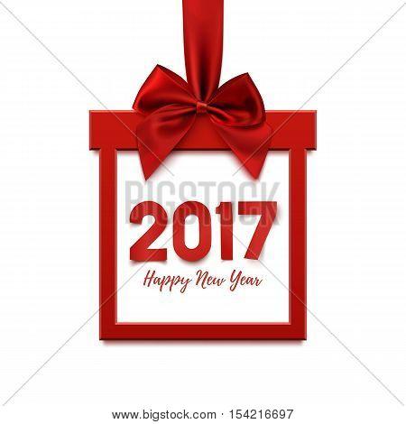 Happy New Year 2017 Vector Photo Free Trial Bigstock