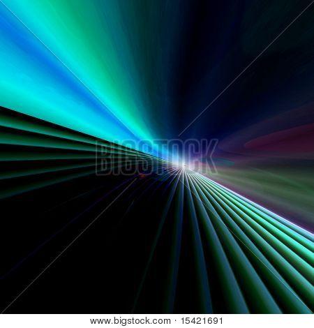 Lights At The Horizon