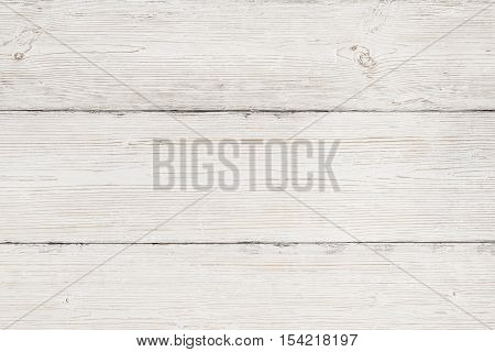 Wood Background White Wooden Grain Texture Old Striped Planks Table