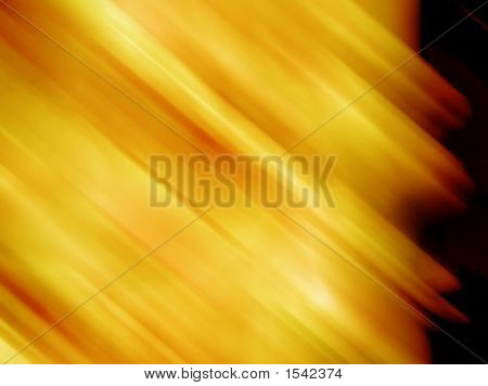 Yellow-Red Background Blur