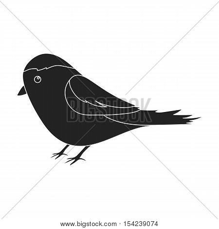 Parus icon in black style isolated on white background. Park symbol stock vector illustration.