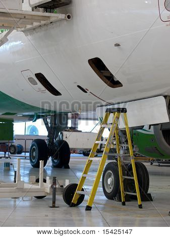 Aircraft Maintenance Setup