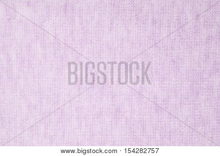 Pink knitwear fabric texture. Fashion fabric texture background