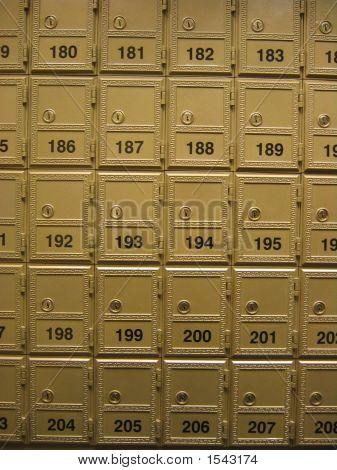 Casino Hotel Security Deposit Boxes