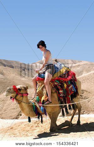 Travel Photos Of Israel - Judaean Desert
