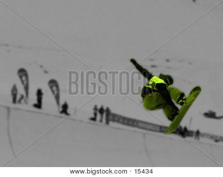 Green Boarder