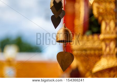 Wat Phra That Doi Suthep is tourist attraction of Chiang Mai Thailand