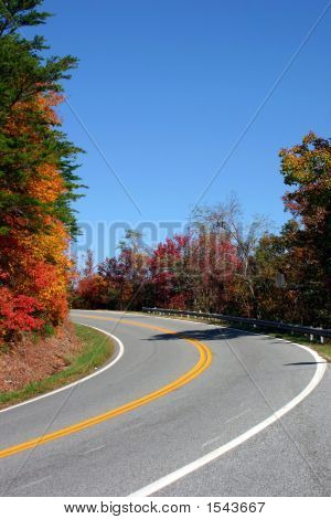 Georgia Mountain Road
