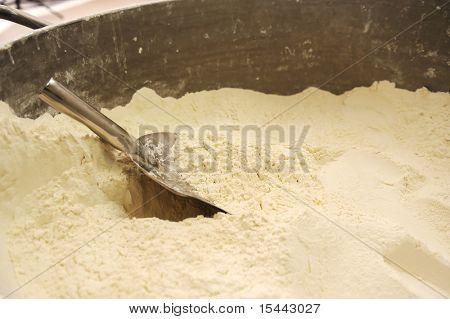 whole flour