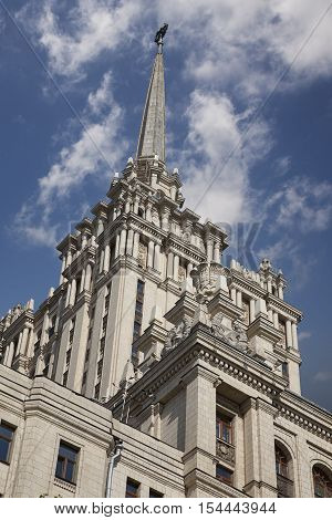 Stalin era building