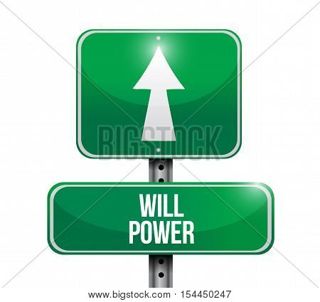Will Power Street Sign Concept