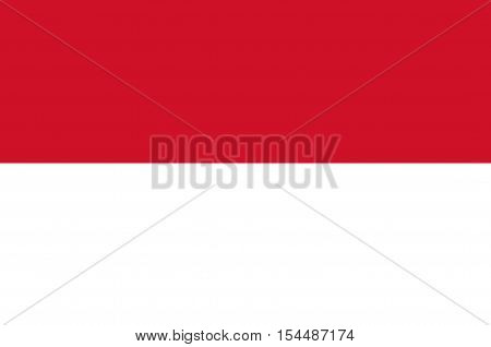 Flag of Irian Jaya (Indonesia) - Papua and West Papua